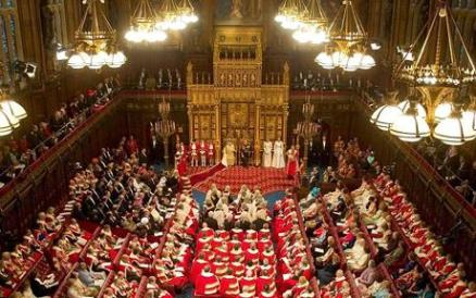 House of Lords (UK) - Ceremonial occasion